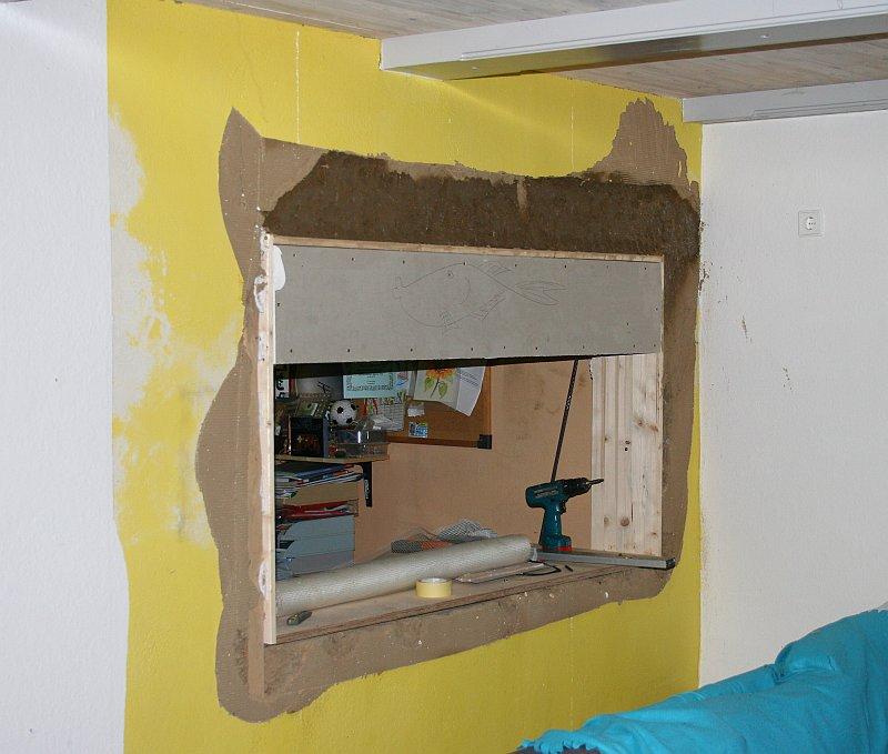 430 liter im wanddurchbruch seite 2 diskussionen zu mein aquariumtagebuch www. Black Bedroom Furniture Sets. Home Design Ideas